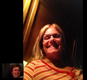 #100happydays Day 6 Face-time!