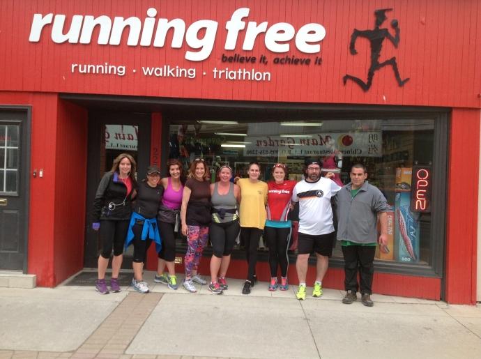 Workshop runners