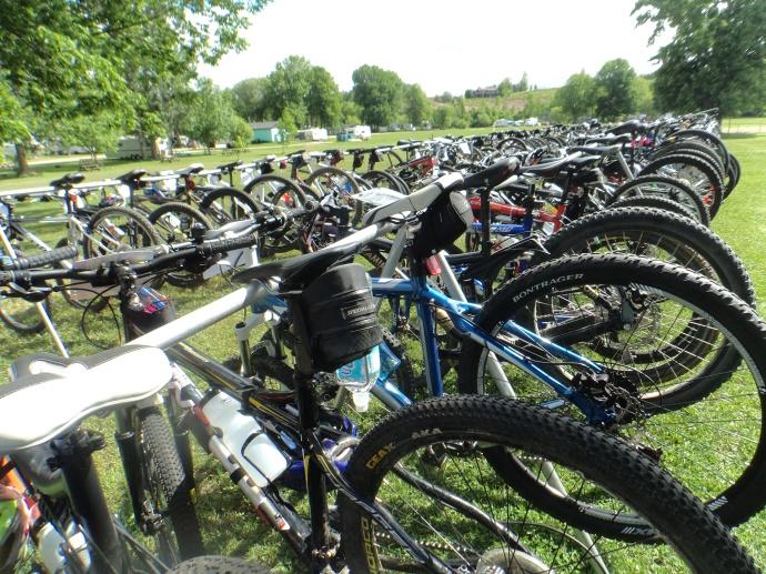 #100happydays Day 30 Bikes!