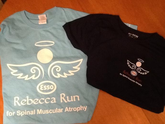 Rebecca Run shirts
