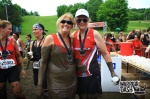 Warrior Dash Sisters - official WD image!