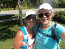 Still smiling at the end of 28k!