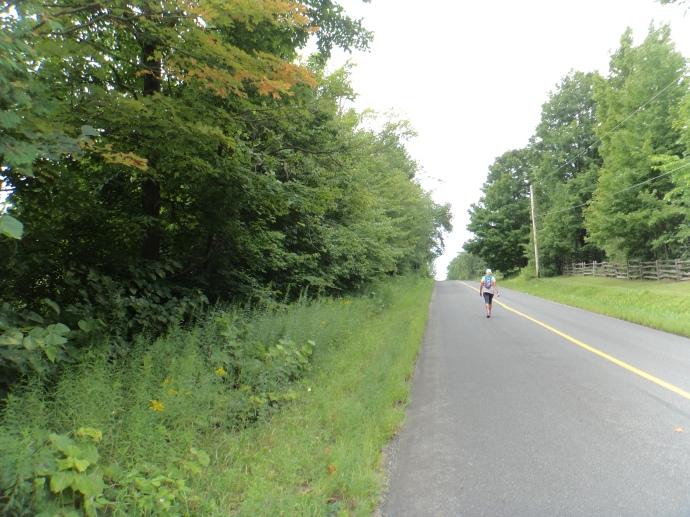 Quiet roads.