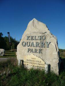 Kelso Quarry Park